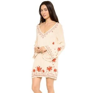 Free people | Skyfall embroidered dress